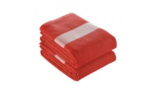 Asciugamano 80x150 cotone personalizzabili