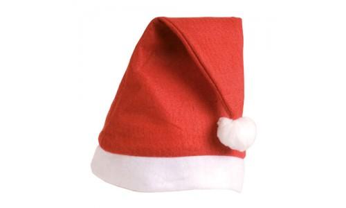 Cappellino Babbo Natale in panno personalizzate