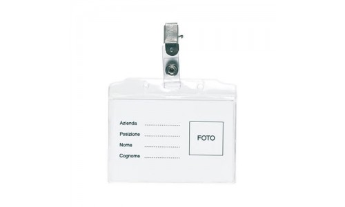 Portabadge PASS personalizzate