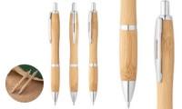 Penna a sfera in bambù NICOLE