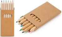 Scatola con 6 matite colorate BIRD