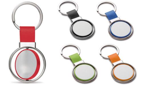 Portachiavi ALBRIGHT personalizzabili