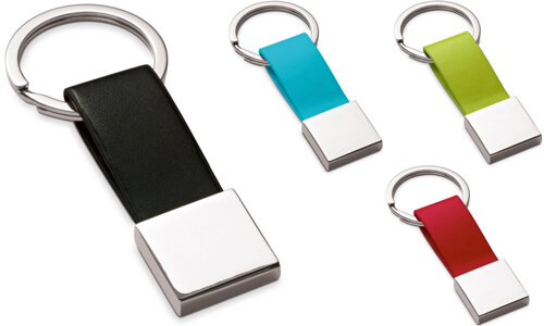 Portachiavi BUMPER personalizzabili