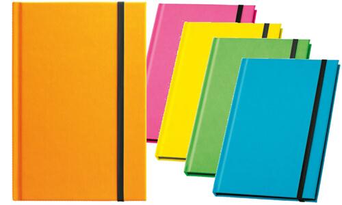 Block note A5 fluorescente Promozionali