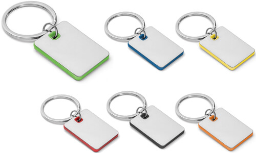 Portachiavi BECKET personalizzabili