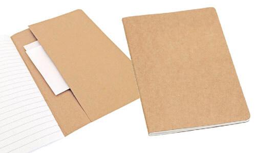 Block note materiale riciclato promozionale