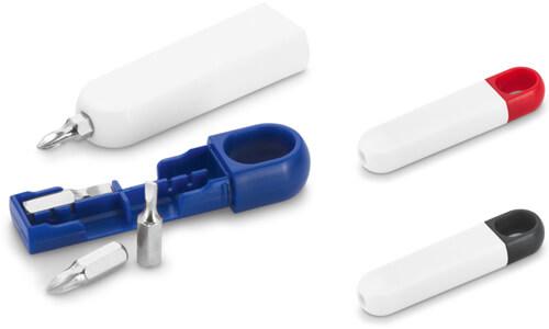 Set utensili con il tuo logo in quadricromia