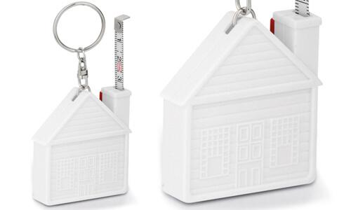 Portachiavi HOUSE personalizzate