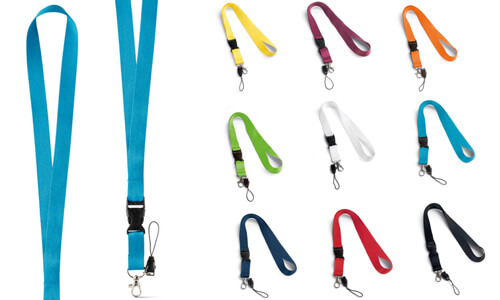 Lanyard ANQUETIL Stampa il tuo logo