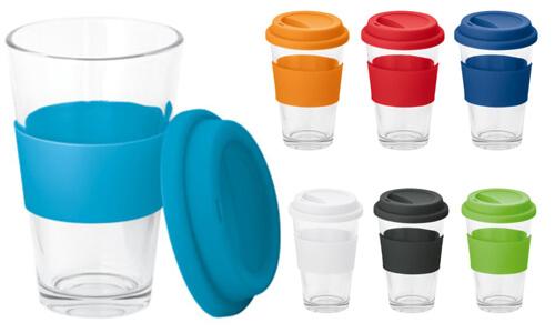 Bicchiere da viaggio BARTY Promozionali