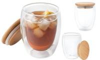 Bicchiere da viaggio in vetro