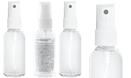 Igienizzante spray da 50 ml HEALLY personalizzate