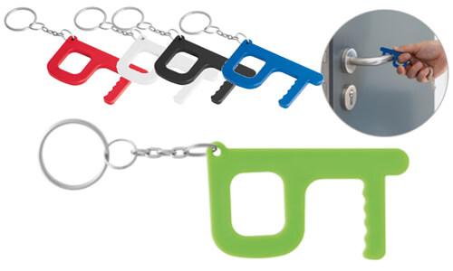 Portachiavi antibatterico HANDY SAFE personalizzate