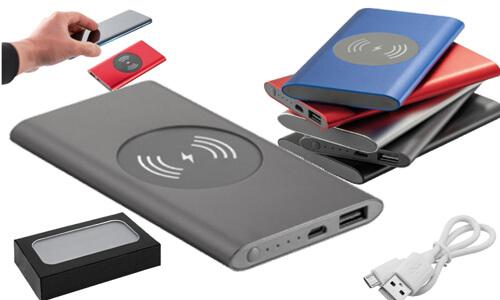 Caricatore wireless CASSINI personalizzate