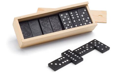 Gioco del domino MIGUEL promozionali