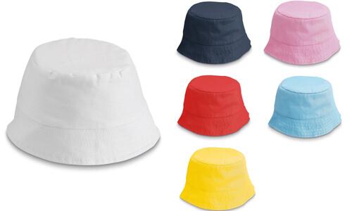 Cappello miramare per bambini Stampa la tua Pubblicità
