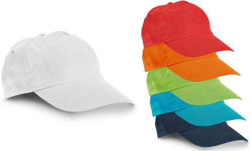 Cappellino per bambini personalizzabili con logo