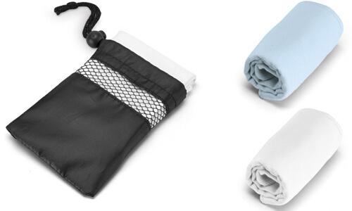 Asciugamani per sport TRAVIS personalizzabili