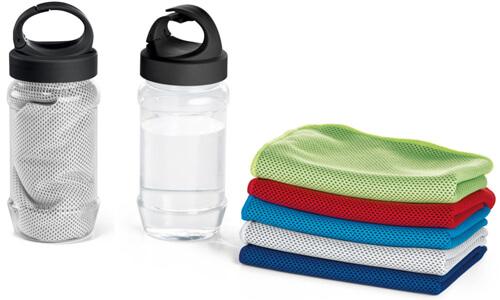 Asciugamano per sport con il tuo marchio