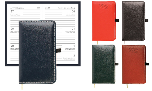 Agendina tascabile Settimanale Easy