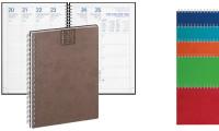 Agenda Settimanale 17 x 24 cm Spiralata