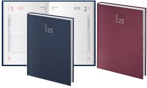 Agenda Giornaliera Cover  17x24 cm