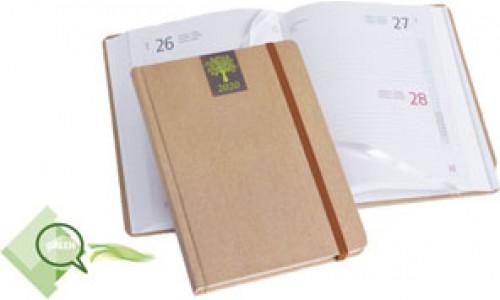 Agenda Giornaliera Eco 15x21 cm