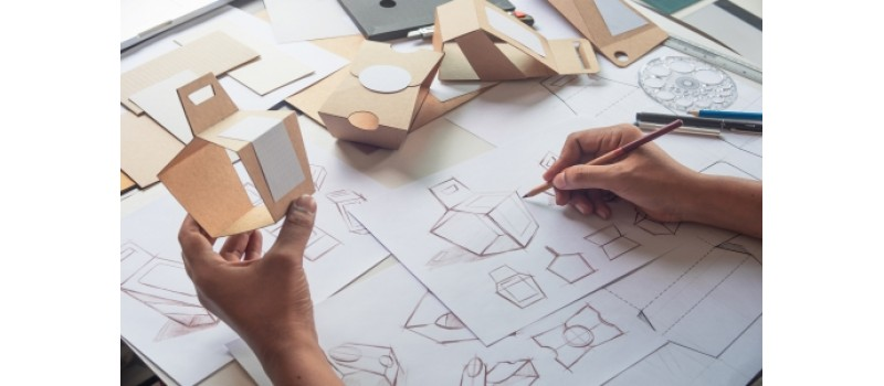 Green Box: la stampa digitale diretta su scatole buste e sacchetti di carta