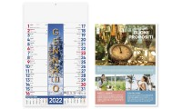 Calendario illustrato 4 STAGIONI