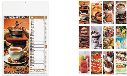 Calendario COFFEE & LOUNGE BAR personalizzabile