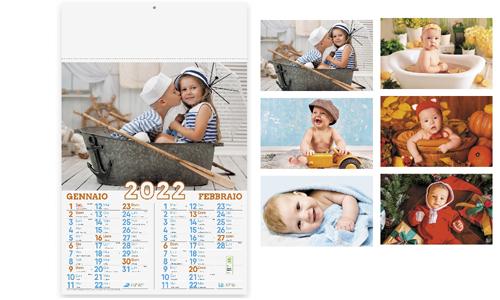 Calendario per asili