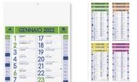 Calendario olandese MAGNUM FLUO