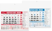 Calendario Planning tipo Americano