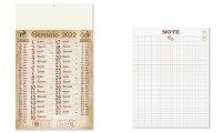 Calendario olandese ANTICATO