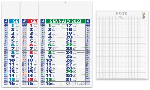 Calendario olandese MIX personalizzabile