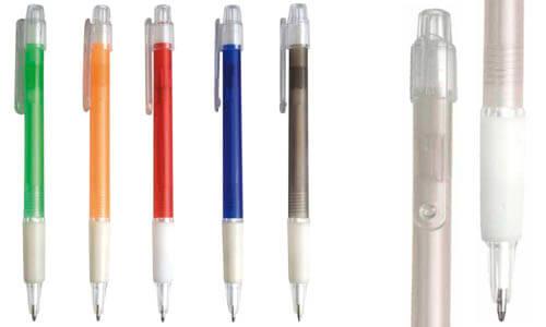 Penna a scatto in plastica ABS personalizzabile