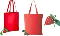 Borsa shopper ripiegabile serie Fruit