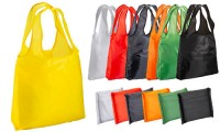 Borsa shopper ripiegabile in bustina