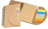 Block notes con foglietti