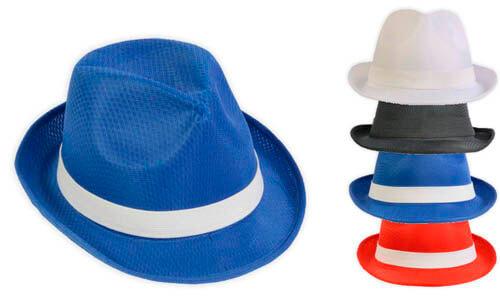 Cappello modello panama moda in poliestere