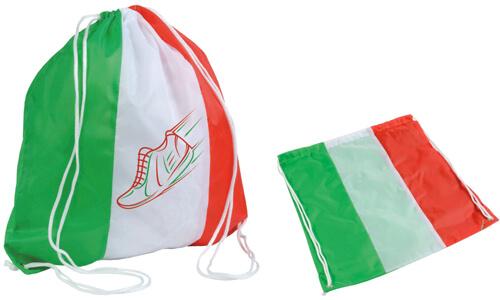 Zainetti con grafica Tricolore Italiano