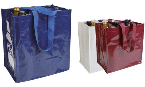 Porta bottiglie in laminato Promozionali