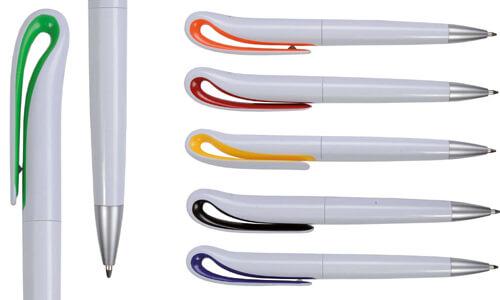 Penne interno colorato Personalizzali con il tuo logo