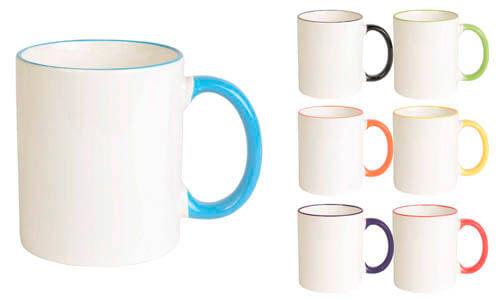 Tazza ceramica personalizzabile