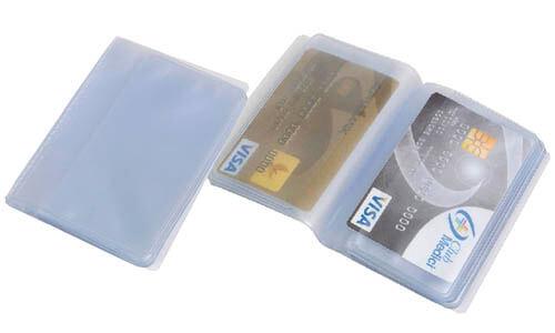 Porta carte di credito personalizzabile