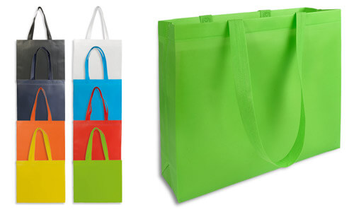 Shopper TNT laminato serie horizontal