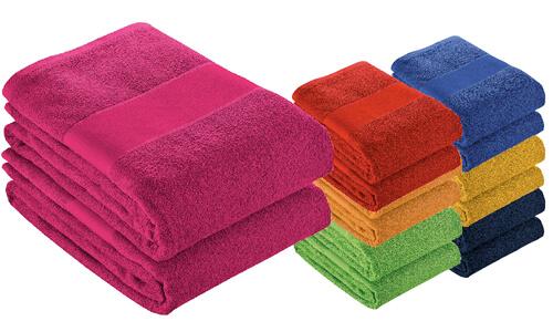 Asciugamano 90x150cm cotone 100%