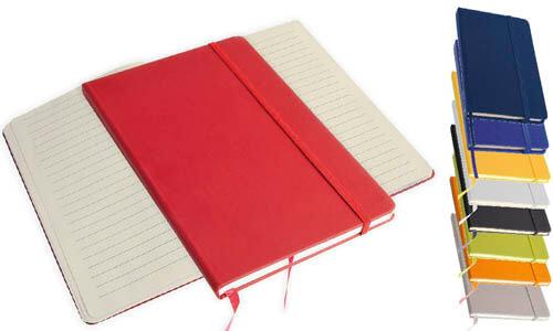 Quaderno a righe interno  80 pagine  personalizzabile con il tuo logo