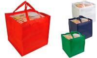 Shopper porta pizze tnt (36x37x36)