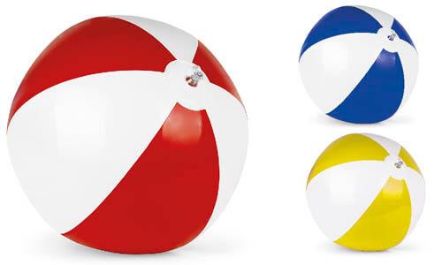 Pallone da spiaggia gonfiabile personalizzato